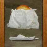 Backware und Besteck, 2011, Hgl, 38 x 50 cm,               280,-€