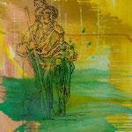 Christopherus, 2005, Mischt./LW, 106 x 132 cm