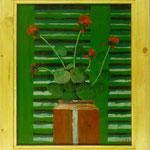 Geranie, 2011, Hgl, 51 x 61 cm , 400,-€