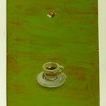 Fliegender Zuckerwürfel, 2004, Hgl, 46x59cm, 320,-€