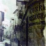 Coreos,, 1991, Fotoemulsion/LW, 70 x 100 cm, 450,--€