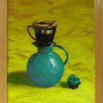 Filterkaffee, 2004, Hgl, 52x71 cm, 450,-€