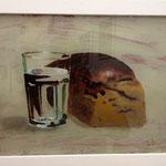 Waser und Brot, 2012, Hgl, 50 x 39 cm,              300,-€