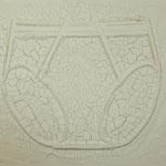 U-Hose, 2012, Acryl auf Holz, 46 x 38 cm, 100,-€