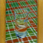 Ewasserglas, 2006, Hgl, 42 x 61 cm, 280,-€