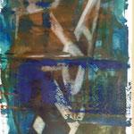 ART, Ölpapier, 1988, 52 x 68 cm
