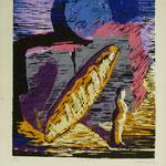 Manna für alle! Farblinol, Aufl. 7, 1989, 53 x79 cm