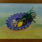 Küchen Stilleben,1999,Hgl, 58x47 cm, 300,-€