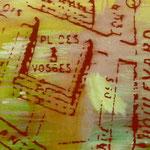 Place des Vosges,1995, Mischt./LW, 60 x 70 cm