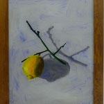 Zitronenzweig, 2002, Hgl, 40 x 51 cm 210,-€