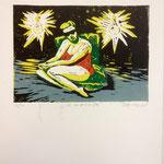 O.T. Farblinol, 1986, ca. 40 x 50 cm, noch 5