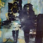 Paar, 1993, 50 x 70 cm