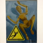 Hoppla, 2013, Hgl, 52 x 56 cm, 400,--€