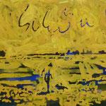 Schön, 1989,Öl/LW,, 90 x 60 cm,