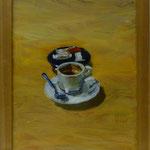 Espresso, 2001, Hgl,45 x 56 cm, 300,-€