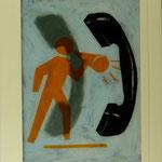 Rufer, 2007, Hgl, 55 x 72 cm, 550,-€