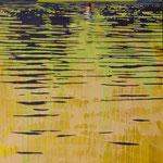 Ruderer, 2008, Mischt./LW, 125 x 160 cm