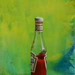 Ketchup, 2005, Mischtechnik auf LW, 66 x 98 cm, 480,-€
