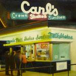 Carl's, 2004, Öl/LW, 130 x 96 cm