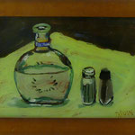 Karaffe, 2001, Hgl, 39 x30 cm, 140,-€