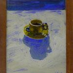 Tasse, 2002, Hgl, 39x50 cm, 250,-€