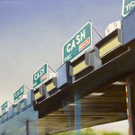 Cash, 2005, Öl/LW, 130 x 96 cm