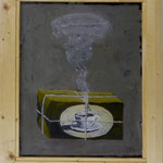 Dampfpaket, 2010, Hgl, 48 x 58 cm, 320,-€