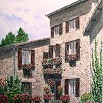 Bastide de Fourcès (Gers) 3