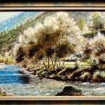Le Riu Garona (Bosost, Espagne)