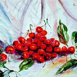 Des cerises