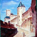 Carcassonne : la CitéEzes