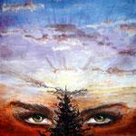 Les yeux du couchant