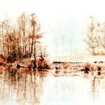 L'hiver au bord de l'eau
