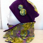 Fleur violett