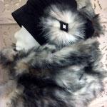 Yeti schwarz Mütze 37,00 € Schal 39,00 €