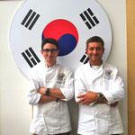"""Les """"Corné"""" en Corée."""