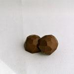 La Spéculoos: ganache chocolat blanc au spéculoos.