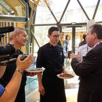 Rencontre avec Mr Vervoort (ministre-président de la région Bruxelles Capitale)