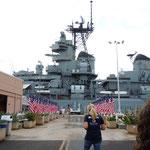 die USS Missouri