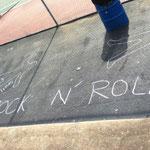 Rock'n Roll ist unser Motto