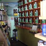 der erste Teeladen in den USA