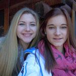 Me and my sis (Beachtet nicht meinen merkwürdigen Gesichtsausdruck)
