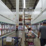 ein Lebensmittelmarkt (an einem anderen Tag)