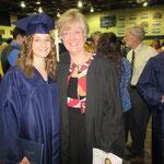 meine Klassenlehrerin...ich werd sie vermissen..aber facebook wird helfen