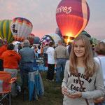 Bilder vom Ballon glow