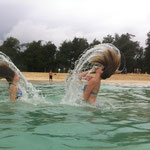 Jap Wasser ist schon faszinierend