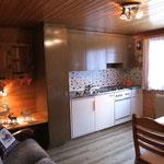 Heimelige Wohnküche