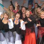 crazy Habibis am Bürgerfest 2012