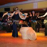 ...die mit der Schlange tanzt - Orientparty Bindlach