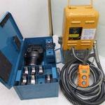 泉精器 油圧式ポンプ電動式★油圧ヘッド分離式工具